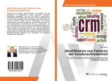 Identifikation von Faktoren der Kundenzufriedenheit的封面