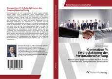 Buchcover von Generation Y: Erfolgsfaktoren der Personalbeschaffung
