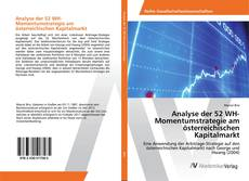 Bookcover of Analyse der 52 WH-Momentumstrategie am österreichischen Kapitalmarkt