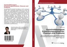 Gemeindebezogene Entwicklungsnetzwerke: Chancen und Probleme kitap kapağı