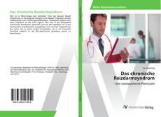 Portada del libro de Das chronische Reizdarmsyndrom