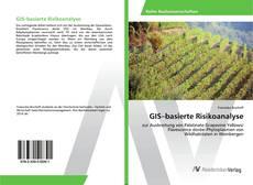 Bookcover of GIS–basierte Risikoanalyse