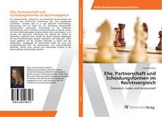 Buchcover von Ehe, Partnerschaft und Scheidungsformen im Rechtsvergleich
