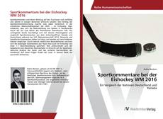 Copertina di Sportkommentare bei der Eishockey WM 2016