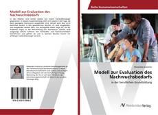 Borítókép a  Modell zur Evaluation des Nachwuchsbedarfs - hoz