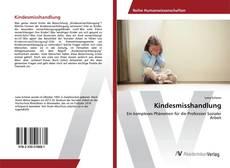 Bookcover of Kindesmisshandlung