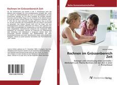 Capa do livro de Rechnen im Grössenbereich Zeit