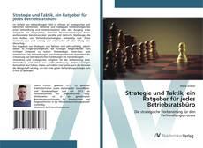 Обложка Strategie und Taktik, ein Ratgeber für jedes Betriebsratsbüro