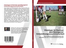 Capa do livro de Visiotype im Kontext sportbezogener Entwicklungszusammenarbeit