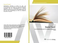 Borítókép a  Sound Textil - hoz