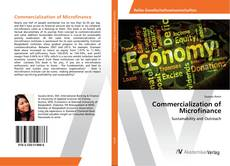 Bookcover of Commercialization of Microfinance