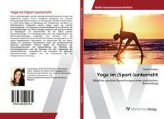 Обложка Yoga im (Sport-)unterricht