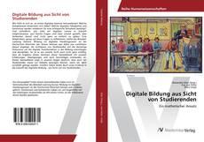 Buchcover von Digitale Bildung aus Sicht von Studierenden