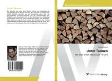 Buchcover von Unter Tannen