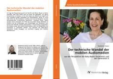 Bookcover of Der technische Wandel der mobilen Audiomedien