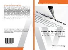 Bookcover of Wissen im Spannungsfeld
