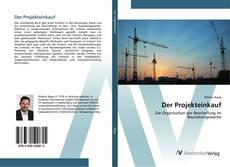 Bookcover of Der Projekteinkauf