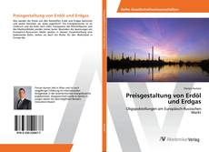 Borítókép a  Preisgestaltung von Erdöl und Erdgas - hoz