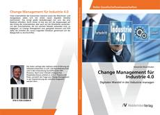 Bookcover of Change Management für Industrie 4.0