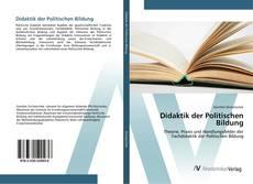 Couverture de Didaktik der Politischen Bildung