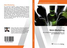 Buchcover von Wein-Marketing