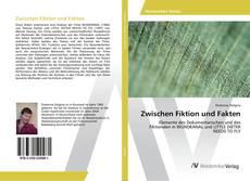 Buchcover von Zwischen Fiktion und Fakten