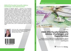 Portada del libro de EMA-HTA Parallel Scientific Advice: Challenges and Opportunities