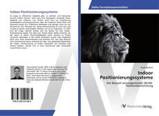 Capa do livro de Indoor Positionierungssysteme