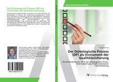 Bookcover of Der Diätologische Prozess (DP) als Instrument der Qualitätssicherung