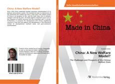 Portada del libro de China: A New Welfare Model?