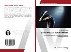 Buchcover von Mehr Muskel für die Masse