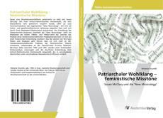 Bookcover of Patriarchaler Wohlklang – feministische Misstöne