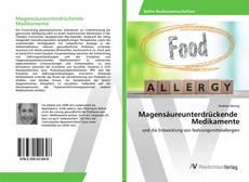 Magensäureunterdrückende Medikamente kitap kapağı