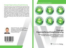 Capa do livro de Energie Eigenverbrauchsoptimierung