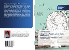 Bookcover of Integrating Reading into Math Instruction