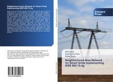 Couverture de Neighborhood Area Network for Smart Grids Implementing IEEE 802.15.4g
