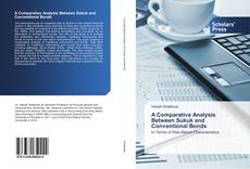 Buchcover von A Comparative Analysis Between Sukuk and Conventional Bonds