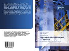 Buchcover von Job Satisfaction of Employees in Flour Mills