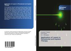 Обложка Application of Lasers in Periodontal and Implant Therapy
