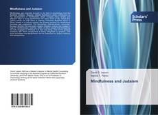 Couverture de Mindfulness and Judaism
