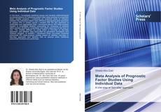 Bookcover of Meta Analysis of Prognostic Factor Studies Using Individual Data