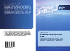 Bookcover of Numerical of Ship Wave in River
