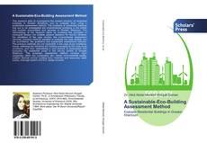 Portada del libro de A Sustainable-Eco-Building Assessment Method