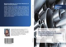 Bookcover of Mechanical Behavior & Corrosion Resistance of AUSS Containing Niobium