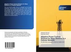 Portada del libro de Adaptive Power Control Scheme for Base Stations in a Cellular Network