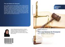 Обложка The Law Science for Everyone