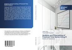 Bookcover of Analysis and Forecasting of Financial Time Series Using R