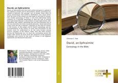 Bookcover of David, an Ephraimite