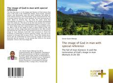 The image of God in man with special reference
