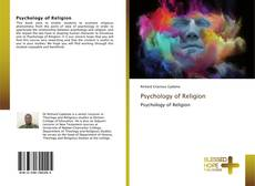 Buchcover von Psychology of Religion